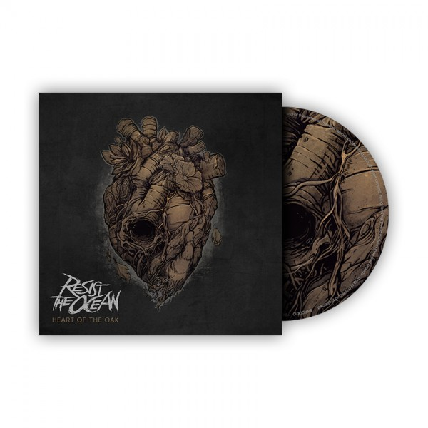 Digipak Heart of the Oak